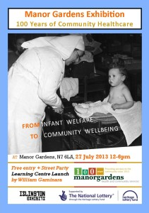 Exhibition learning centre flyer
