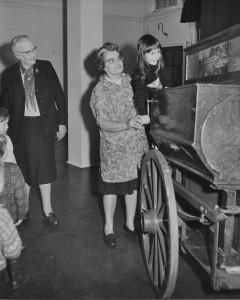 Wind up organ, c. 1965
