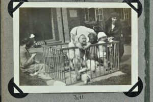 Play pen, c. 1925