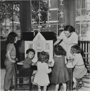Wendy house, 1960's