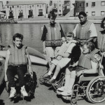 Disabled group Islington Boat Club c.1988 LMA_4314_07_017_0005