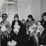 Mums in waiting room c. 1970 LMA_4314_07_008_0002