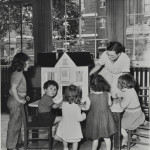 Playroom doll's house c. 1950 LMA_4314_07_034_0009