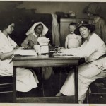 Baby clinic c. 1913 MG_07_03_001