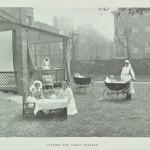 Babies feeding outside 1919 LMA_4314_04_007A_0011